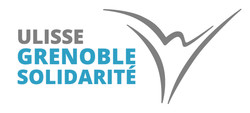 Logo association ULISSE GRENOBLE SOLIDARITE